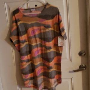 LulaRoe shirt NWT